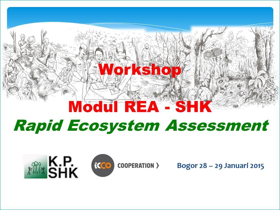 Workshop REA - SHK