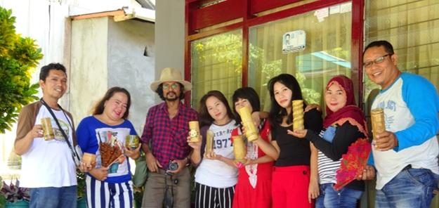 Kelompok Wanita Tani Duku di lingkungan Kayangan, Kelurahan Sakuli, Kolaka