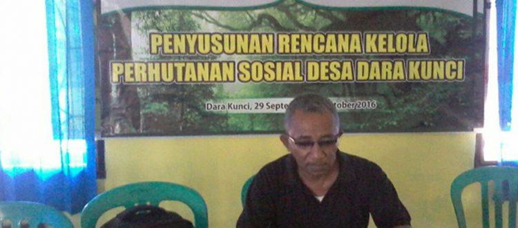 Koordinator Wilayah Lombok Abidin Tuarita