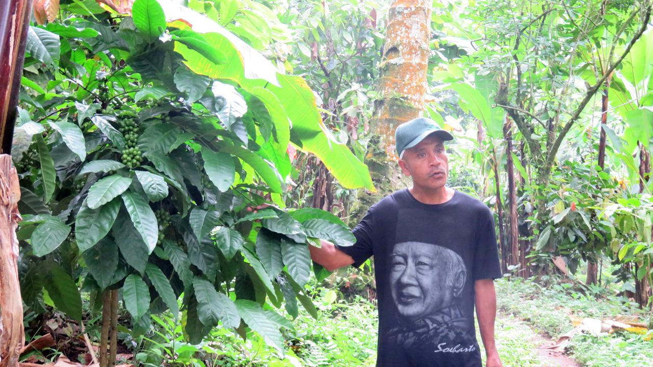 H. Artim Yahya tokoh pembaharuan HKm Santong