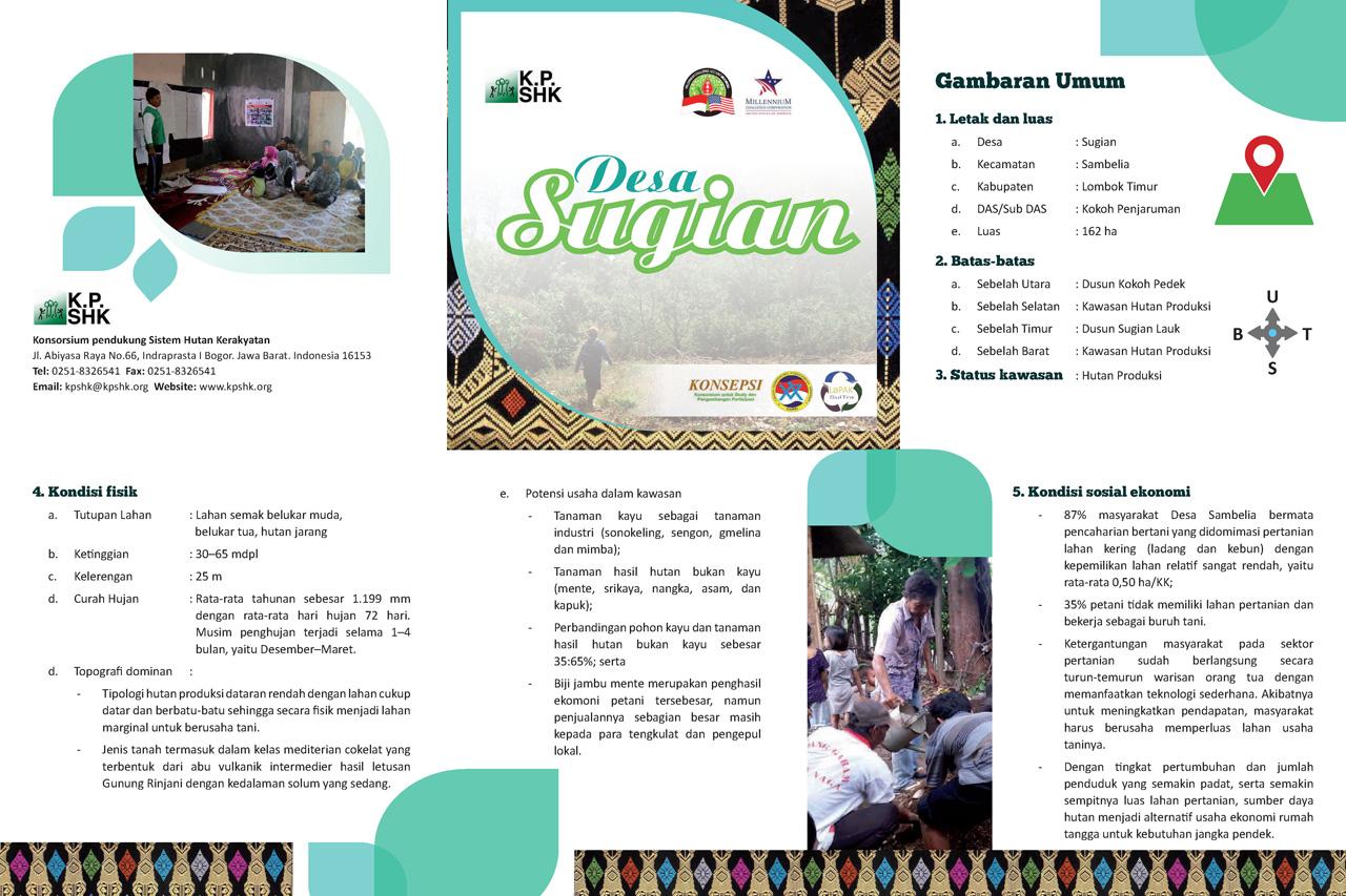 Leaflet KpSHK Desa Sugian