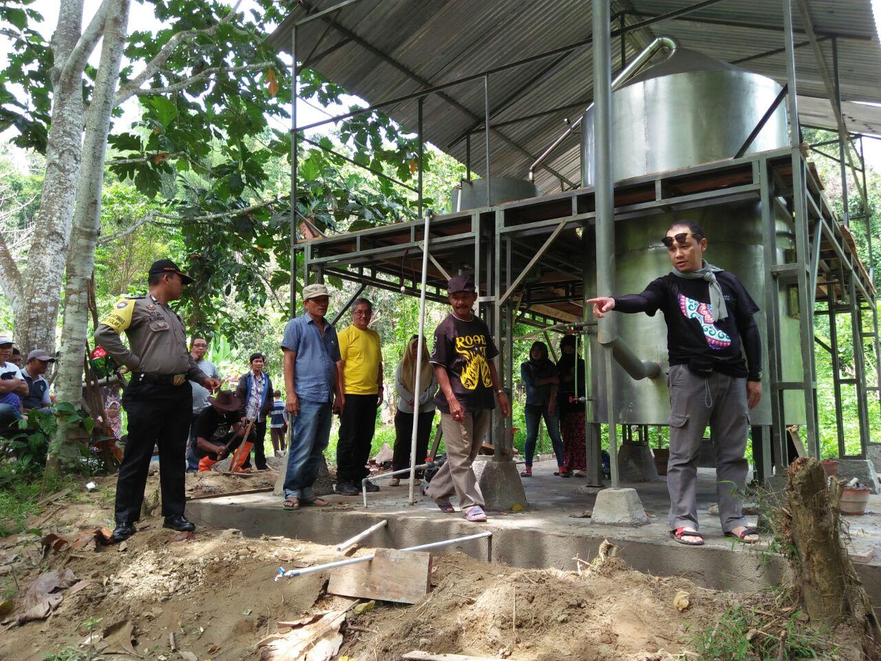 Monitoring GPM MCA-Indonesia, Sakuli 23/10/2017.