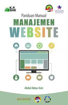 Panduan Manual Manajemen Website