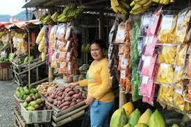 Gerai Produk Hasil Hutan di Desa Tebat Monok. Kepahiang, Bengkulu